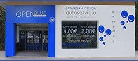 franquicia de lavanderias autoservicio y tienda vending 24 horas